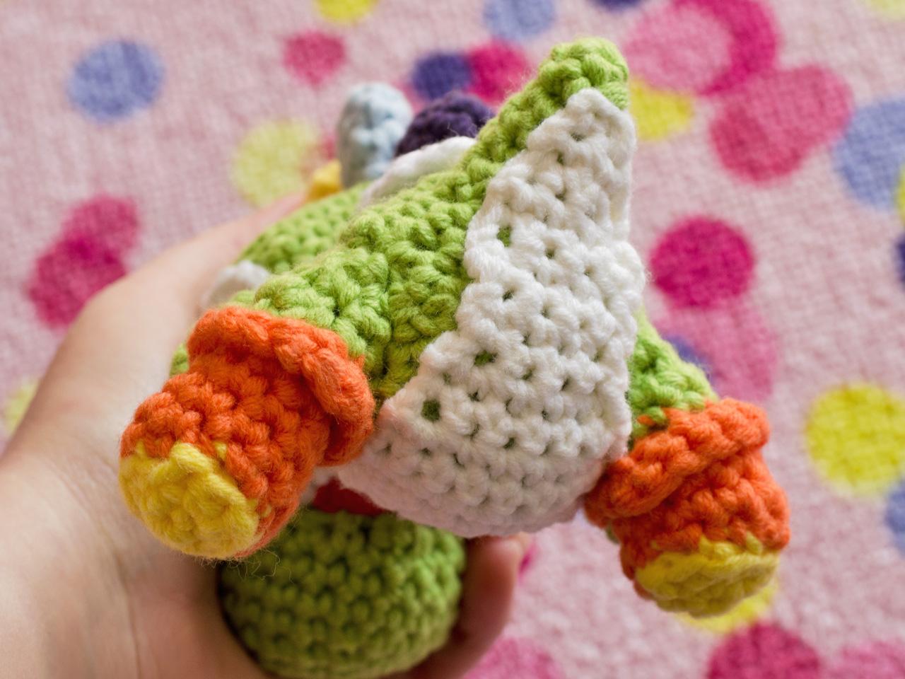 Yoshi Egg Amigurumi Crochet Pattern PDF/ Yoshi's New Island ... | 960x1280