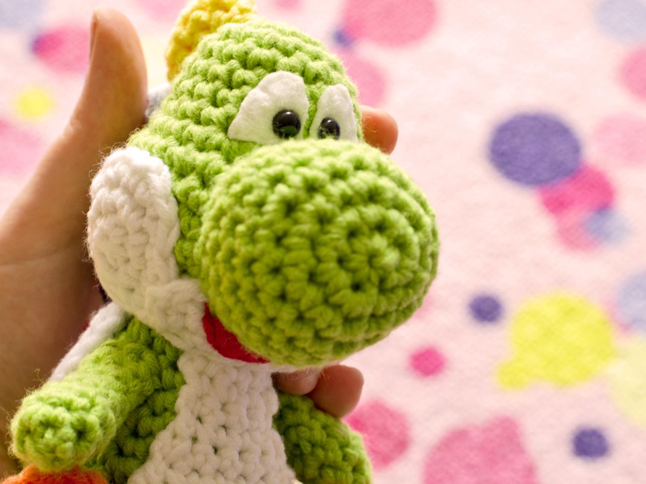 Amigurumi Dinosaur Yoshi Crochet Free Pattern - Amigurumi Free ... | 960x1280
