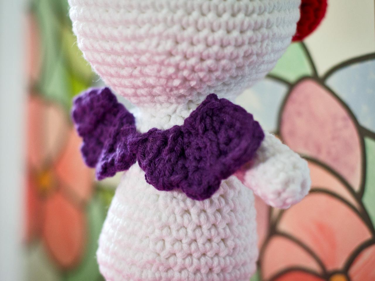 Final Fantasy-inspired Black Mage Amigurumi Doll Crochet | Etsy | 960x1280