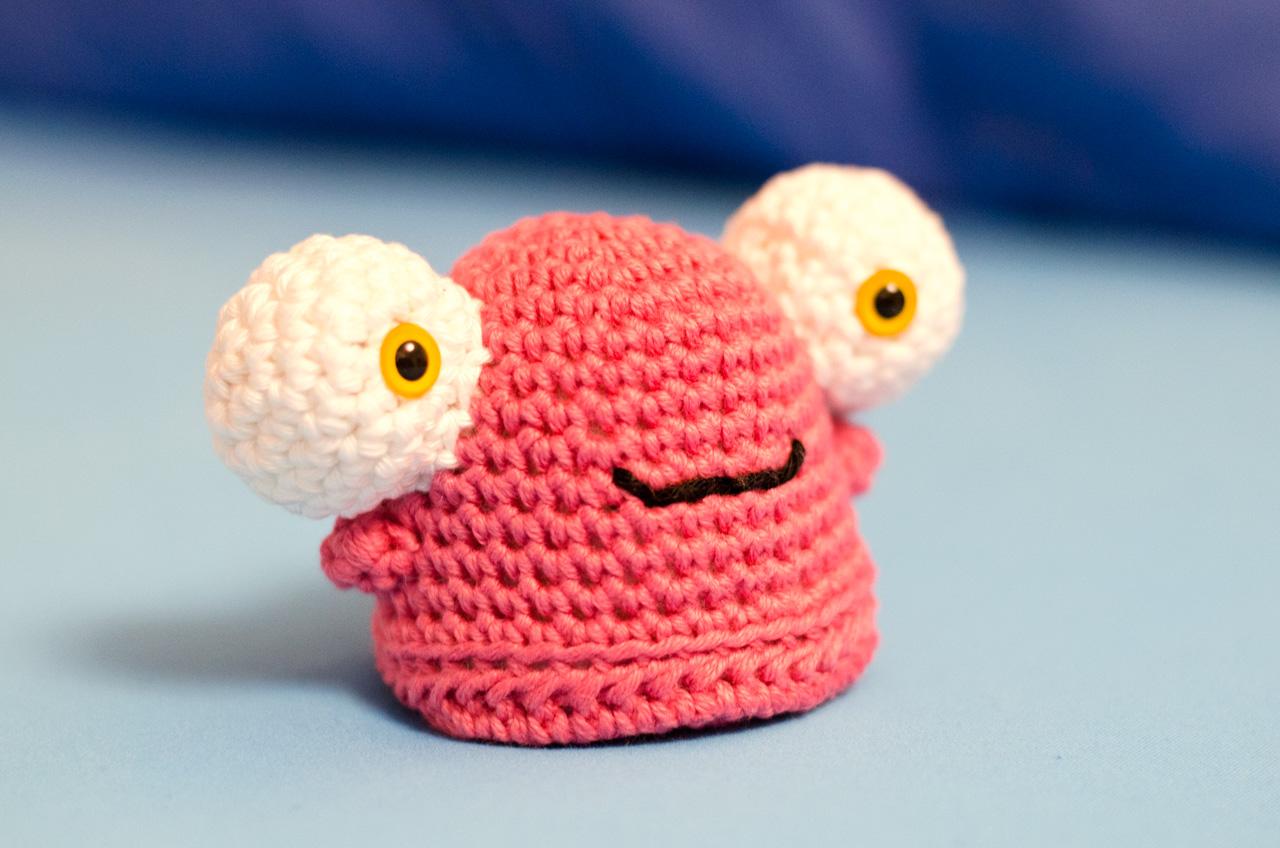 34+ Free Crochet Monster Patterns | AllFreeCrochet.com | 848x1280