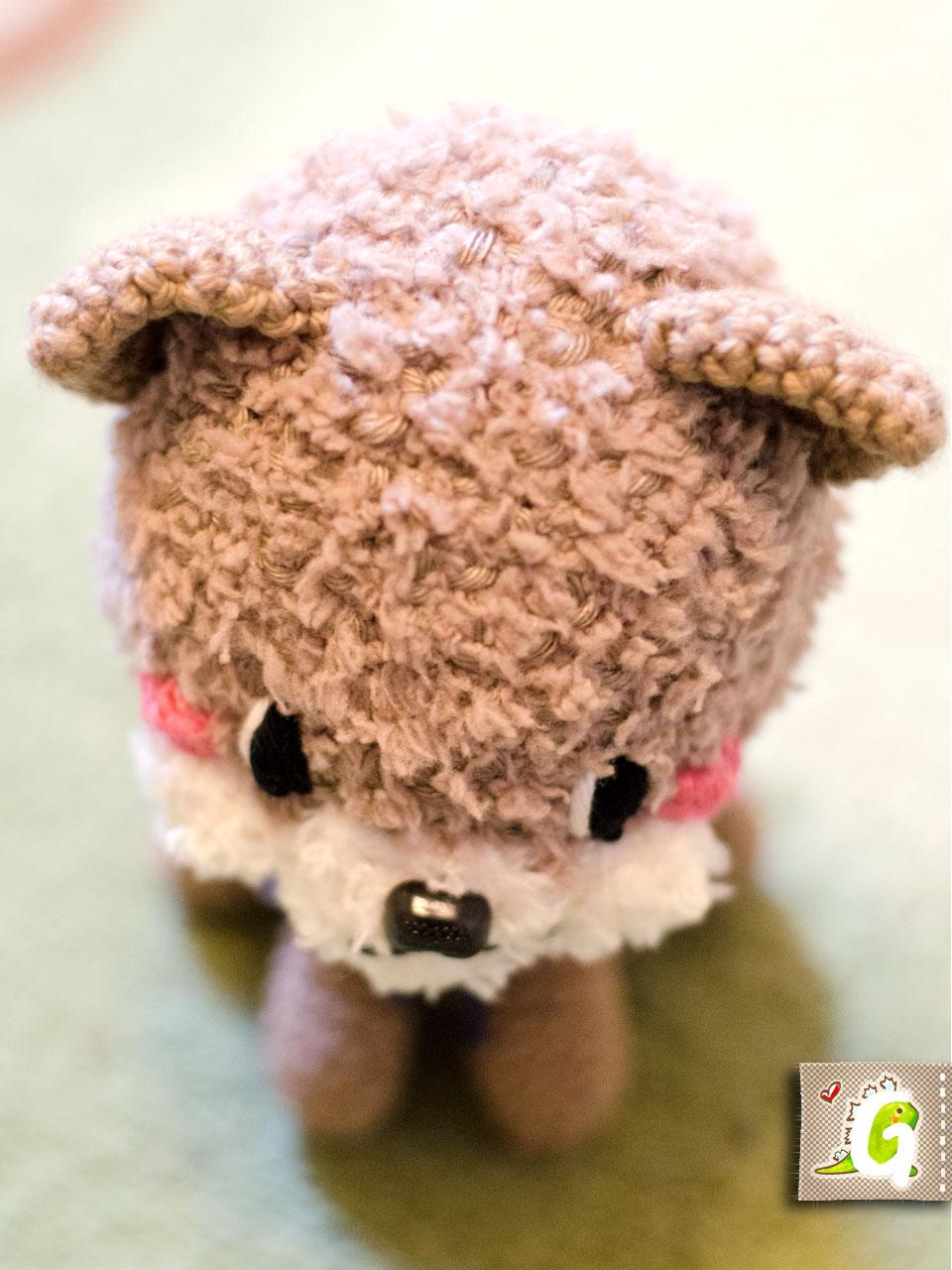 Urso Panda Amigurumi Em Crochê Grande - Sob Encomenda - R$ 110,00 ... | 1280x960